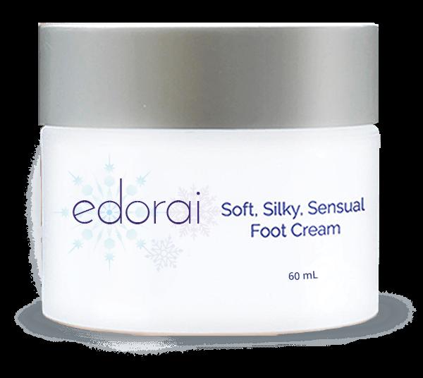 2 oz. Edorai Foot Cream