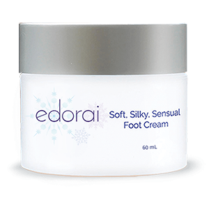 Soft, Silky Foot Cream that Doubles as a Hand Cream