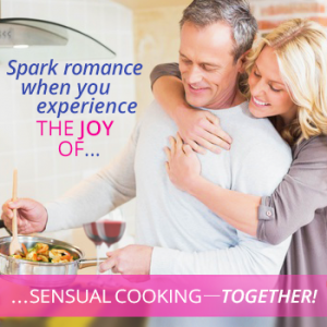 The Joy of Sensual Cooking—little mouthfuls of delight...