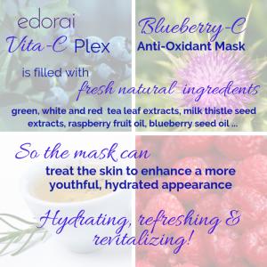 Blueberry-C Antioxidant Mask