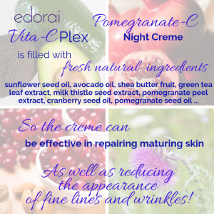 Pomegranate-C Night Creme