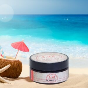 Aloe Sunscreen by the Ocean